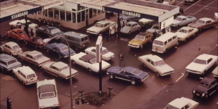1973 gas lines