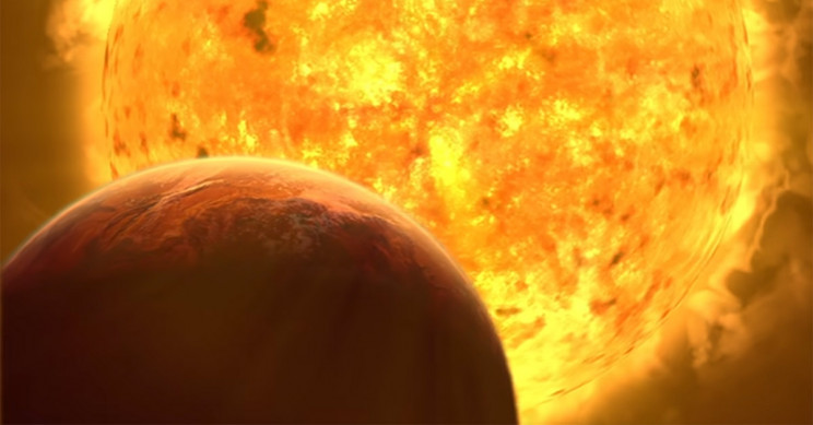 The Sun May Consume The Earth When It Becomes A Red Giant In 5 Billion Years