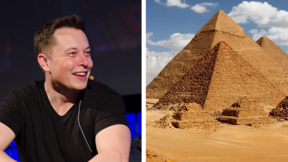 Top Egyptian Official Invites Elon Musk to See Pyramids After CEO's Alien Claims