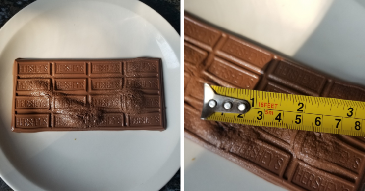 This Twitter User Measures the Speed of Light With a Chocolate Bar