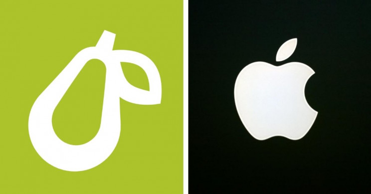 Apple Legally Goes After Startup Over Their 'Pear' Logo