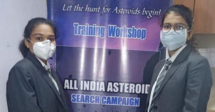Indian Schoolgirls Discover Asteroid Headed Our Way