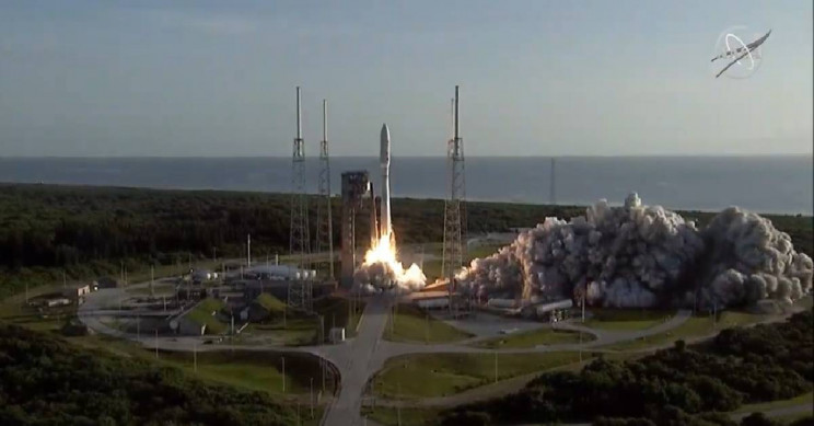 NASA's Mars Perseverance Successfully Launches to Space Carrying Helicopter Ingenuity