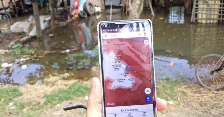 Google Takes Its Flood Forecasting for India and Bangladesh to the Next Level