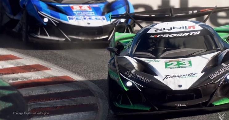 Forza Motorsport Microsoft