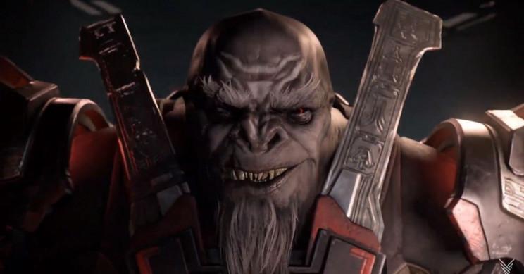 Halo Infinite Brute Antagonist Seamless