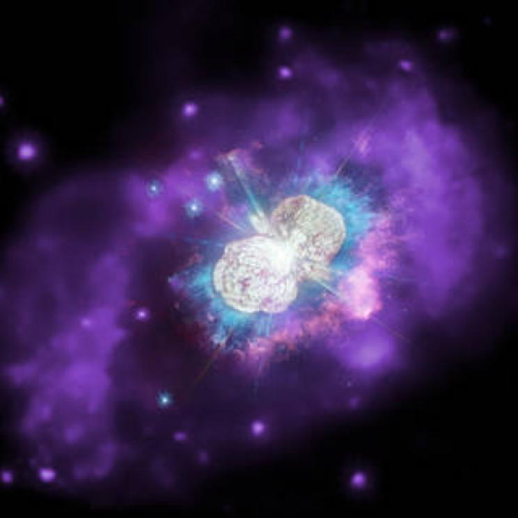 NASA's Chandra Shows Off Spectacular Images of Cosmic Objects