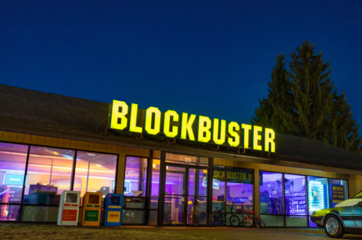 Rent Out the World's Last Surviving Blockbuster For Some Nostalgia