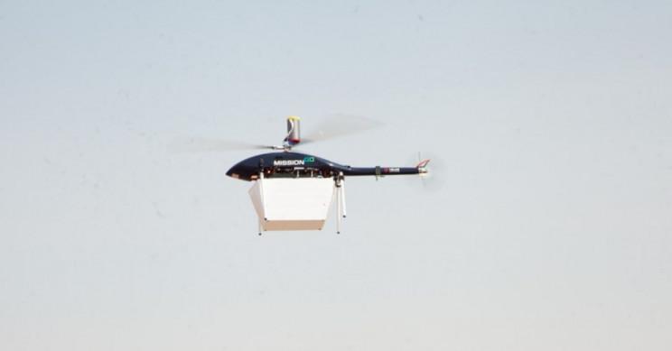 Drone Successfully Delivers Kidney, Cornea in Las Vegas