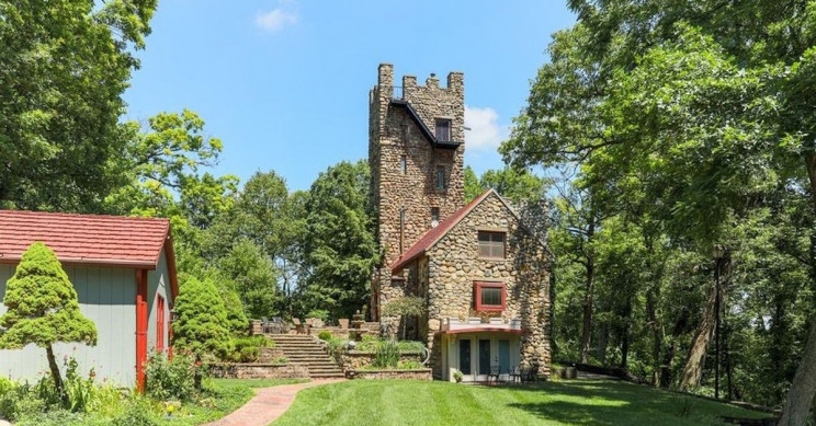 2,000-Square-Foot Helmer Castle Is For Sale at $529,000