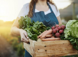 Ensuring Sustainability in Food and Agriculture