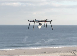 Nokia's Test of Wireless Connected Drones for Tsunami Evacuation Alerts Is a World's First