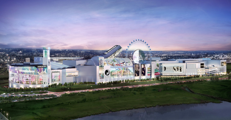 American Dream Megamall Will Open Its Doors, after 17 Years of Construction