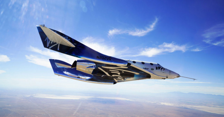 Virgin Galactic Set For First Spaceport America Flight