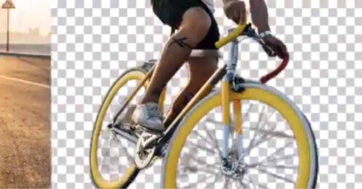 ClipDrop Bike Guy