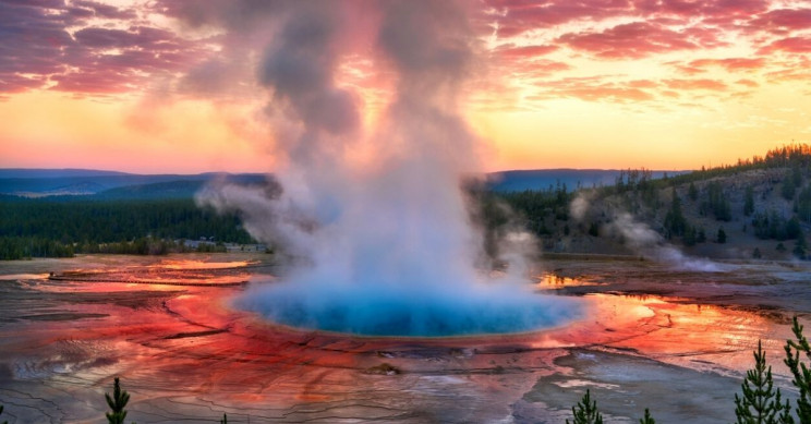 Man Barred From Yellowstone After Trying to Spring-Fry Chicken