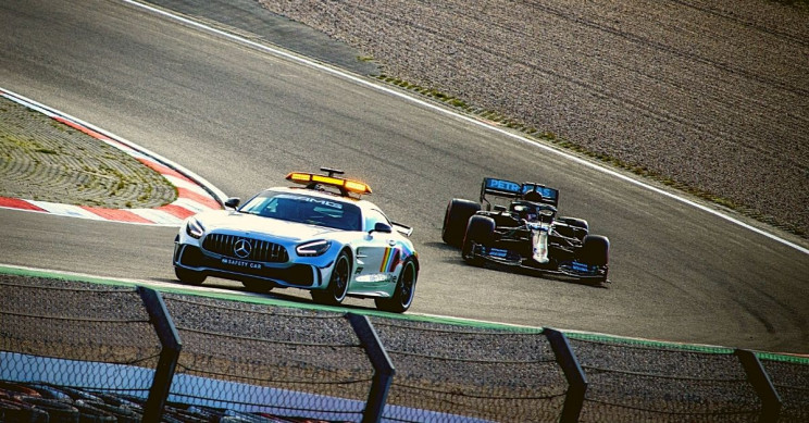 Formula 1 Moritz Graf