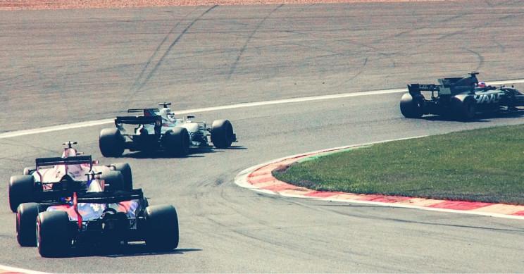 Formula 1 Sven Brandsma