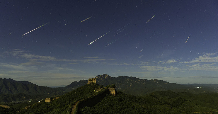 Meteor Showers: What Are They, How Often Do They Happen, and Why?