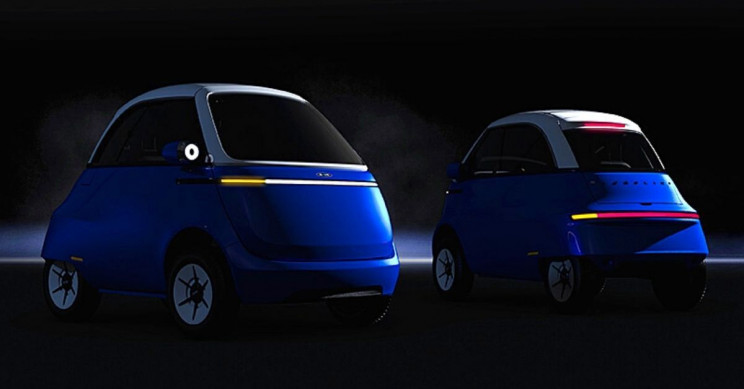 Electric Bubble Car Microlino Begins Second Prototype Testing