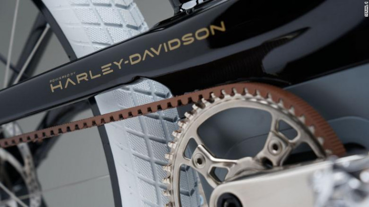 Harley Davidson's New E-Bike Is Officially Here