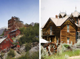 7 Fascinating Ghost Towns of America's Old West