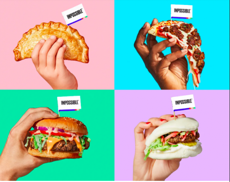 Impossible Foods partners with OSI Group to ramp up meatless burger production
