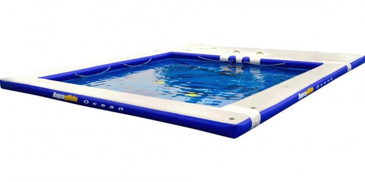 outdoor pool aquaglide
