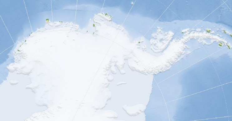 Could the Answer to Saving the West Antarctic Ice Sheet Be Man-Made Snow?