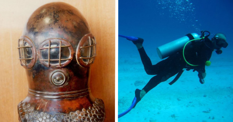 11 Important Steps in the Evolution of Diving Suits