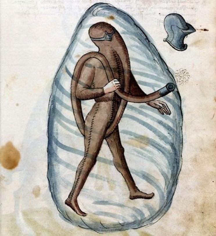 evolution diving suits kyeser