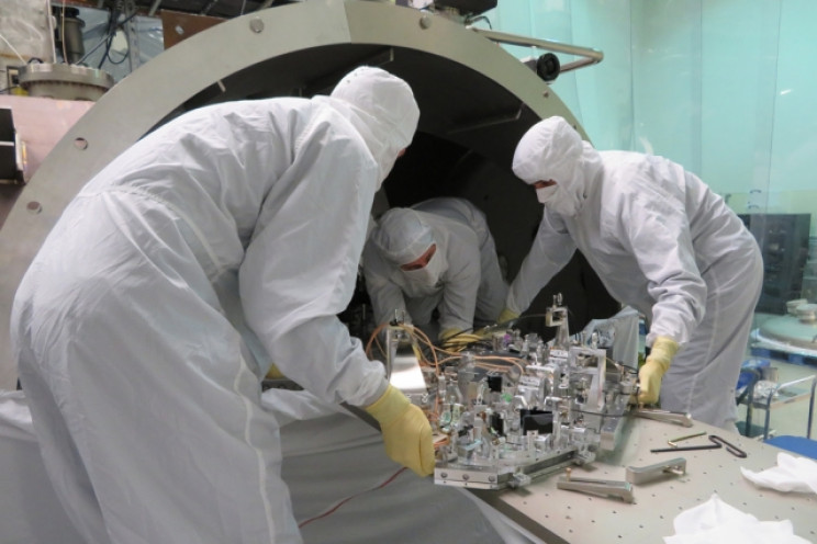 Quantum Fluctuations Affect MIT's 88-Pound Mirrors on Macroscopic Level