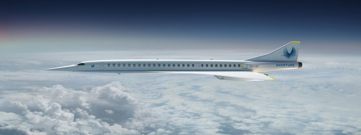 World's Next Supersonic Commercial Aircraft Since Concorde Will Fly Next Year