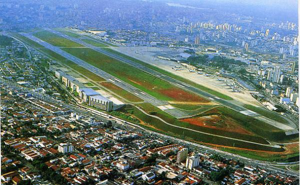 most dangerous airports congonhas