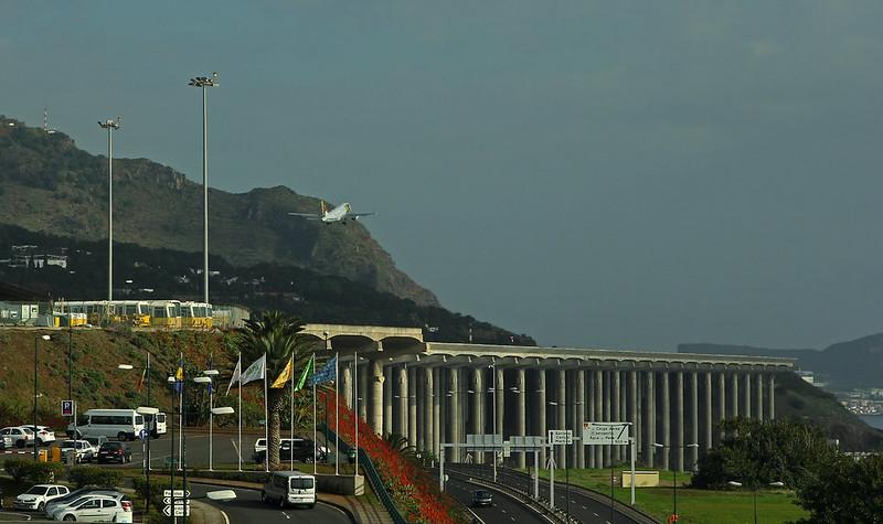madiera airport