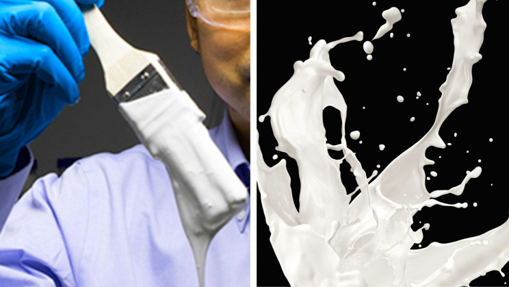 The World's Whitest Paint Just Won a Guinness World Record