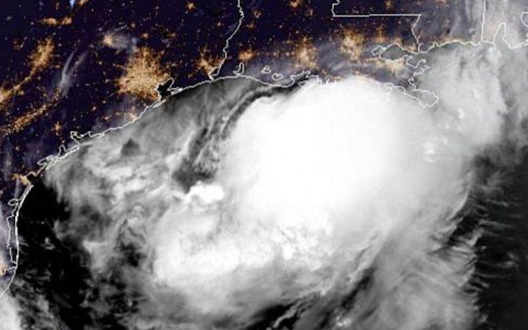 NASA Finds That the Destructive Tropical Storm Barry Is Asymmetric