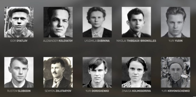Dyatlov expedition members