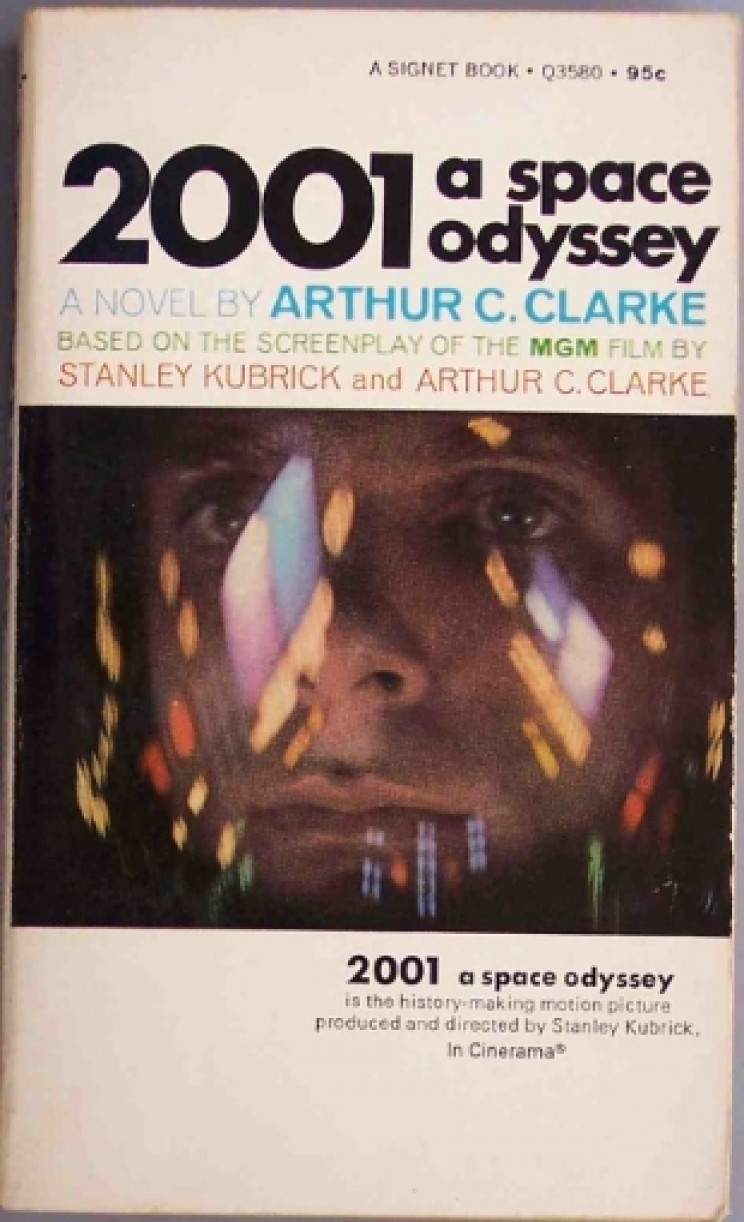 2001: A Space Odyssey book