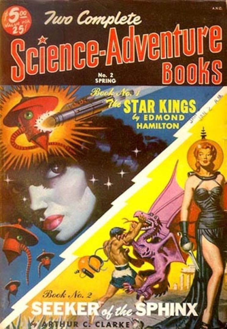 Sci-fi magazines