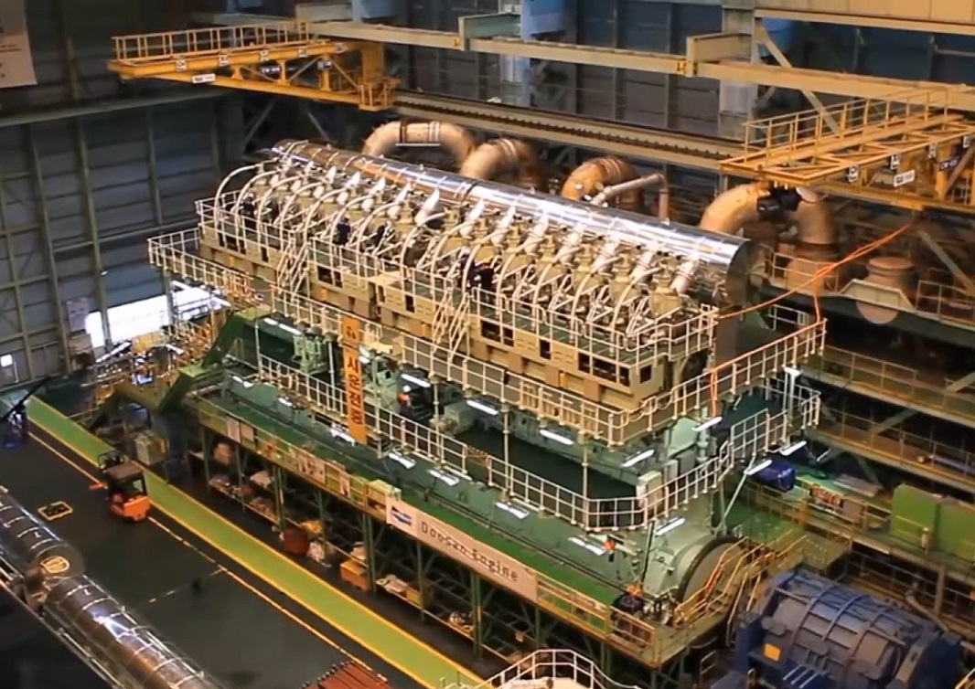 15 of the Largest Engines in the World