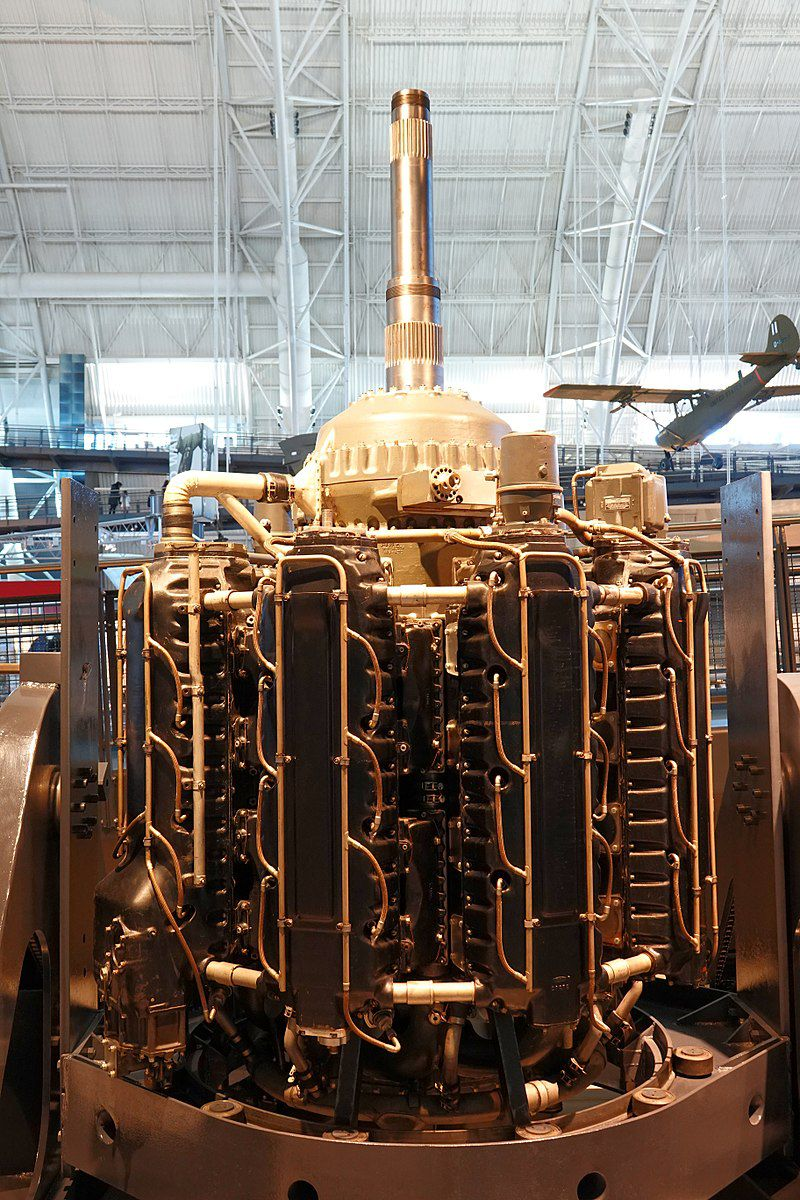 worlds biggest engines lycoming