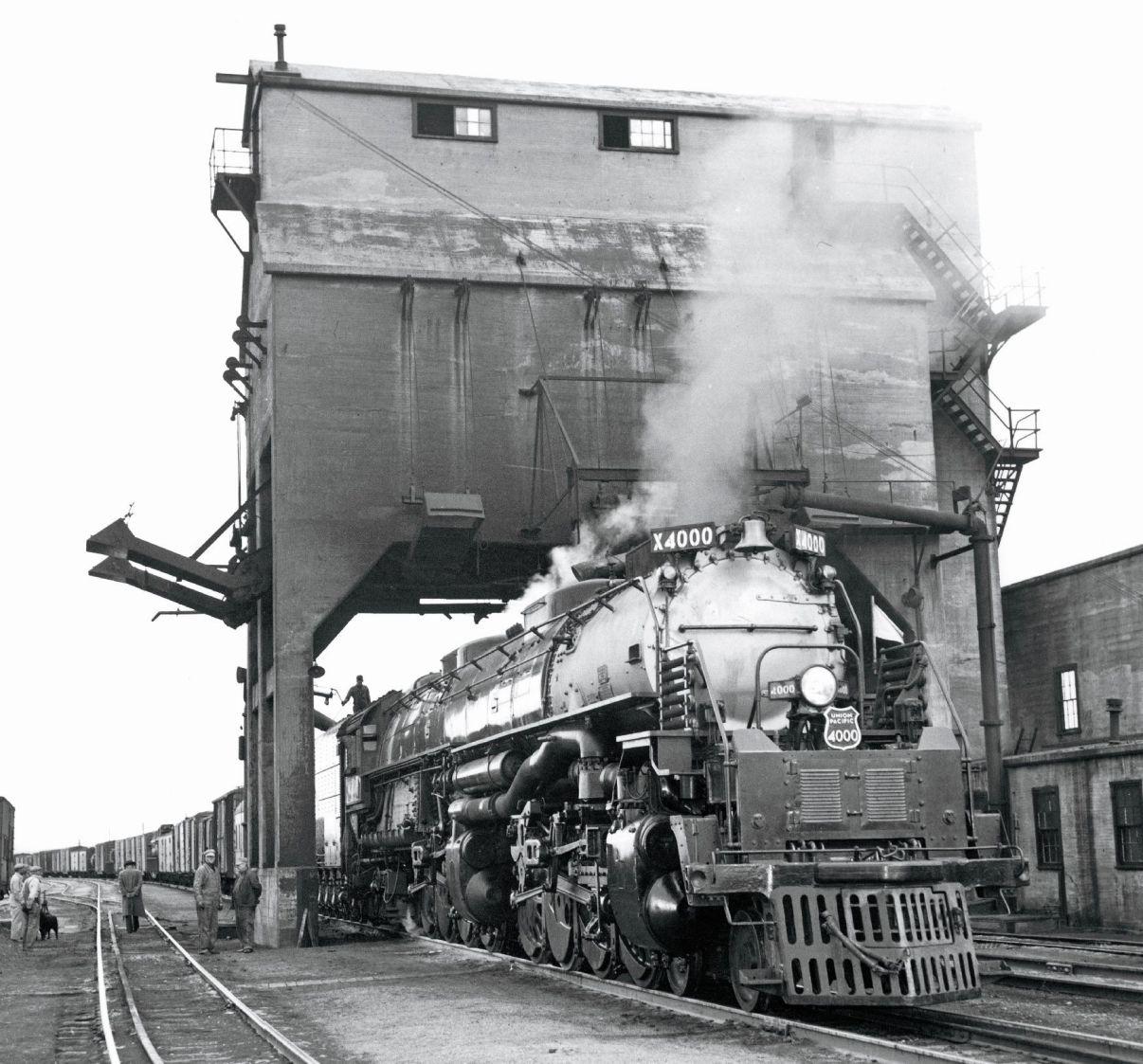 worlds biggest locomotive engine