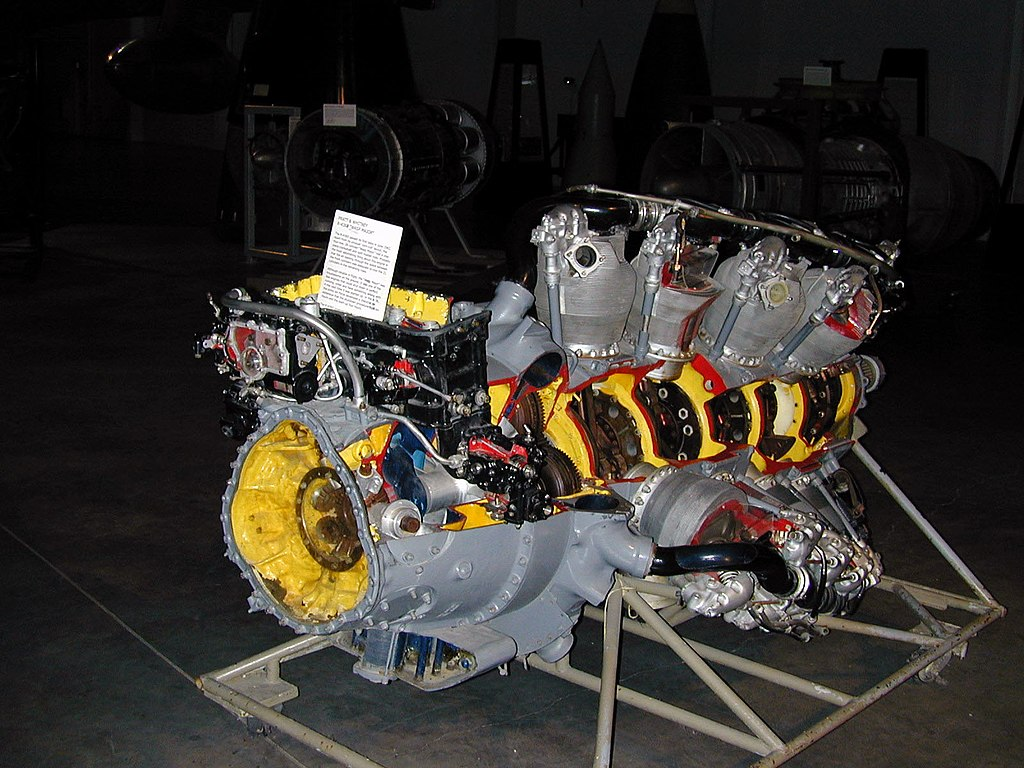 worlds biggest engines wasp