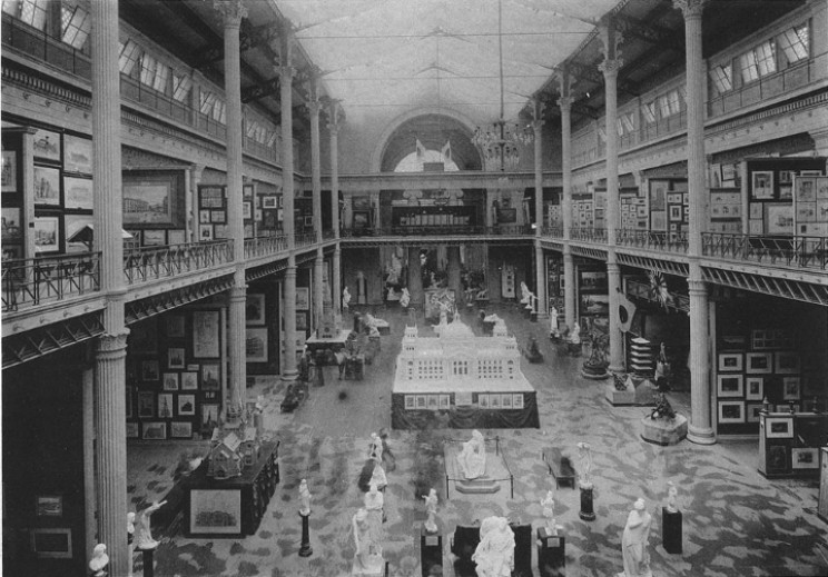 1893 Palace of Fine Arts