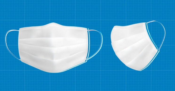 Wearing Double-Mask Reduces COVID-19 Spread up to 96.5 Percent, Says CDC