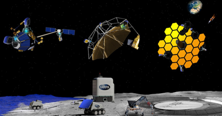 US Military Plans to Build Factories on the Moon