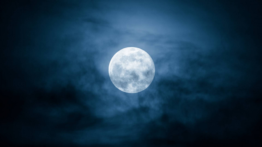 """The Moon Has an """"Extended Sodium Tail"""""""