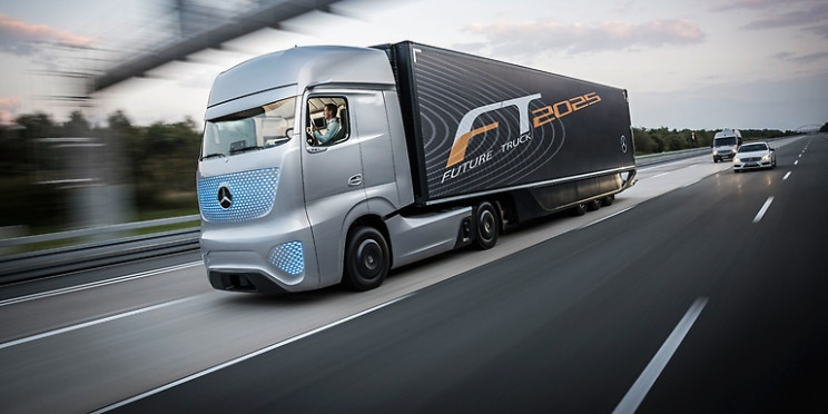 The Road to Fully Autonomous Trucks Is Long, Complicated, and Tricky