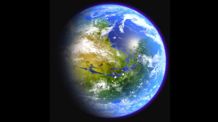 Oceans' Worth of Water May Live in Minerals Beneath Mars' Surface